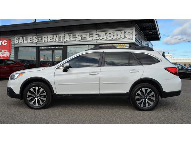 2017 Subaru Outback 3.6R Limited (Stk: Z1420) in St.Catharines - Image 3 of 12