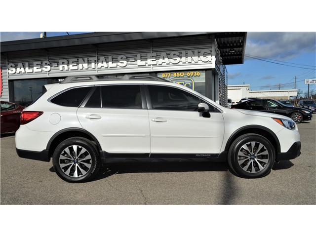 2017 Subaru Outback 3.6R Limited (Stk: Z1420) in St.Catharines - Image 4 of 12