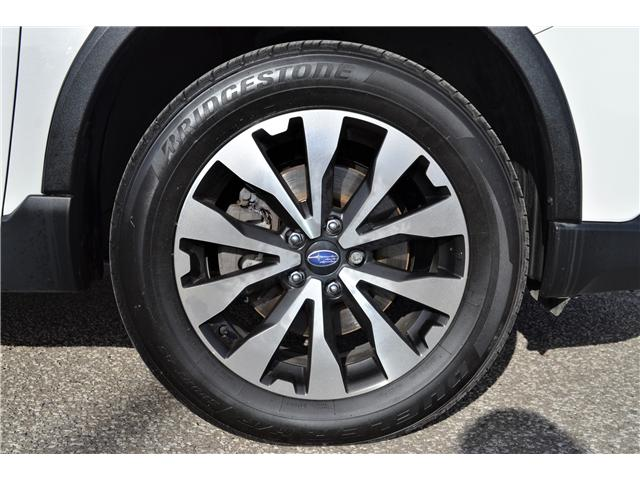 2017 Subaru Outback 3.6R Limited (Stk: Z1420) in St.Catharines - Image 5 of 12