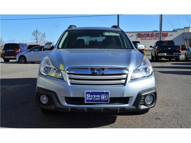 2013 Subaru Outback 2.5i Convenience Package (Stk: S4043A) in St.Catharines - Image 2 of 28