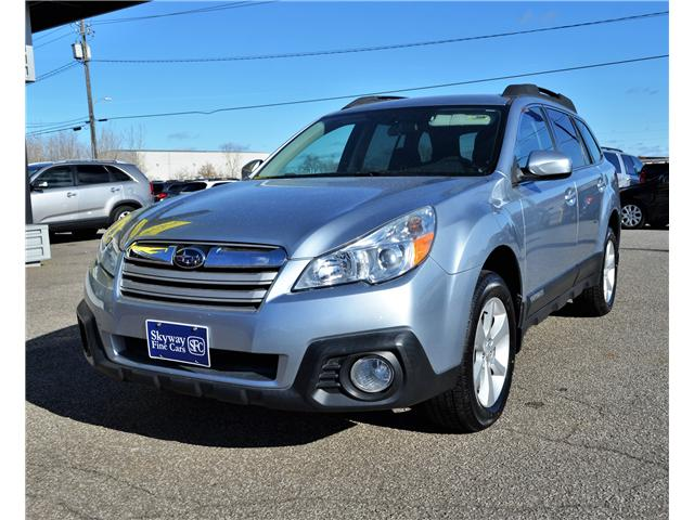 2013 Subaru Outback 2.5i Convenience Package (Stk: S4043A) in St.Catharines - Image 4 of 28