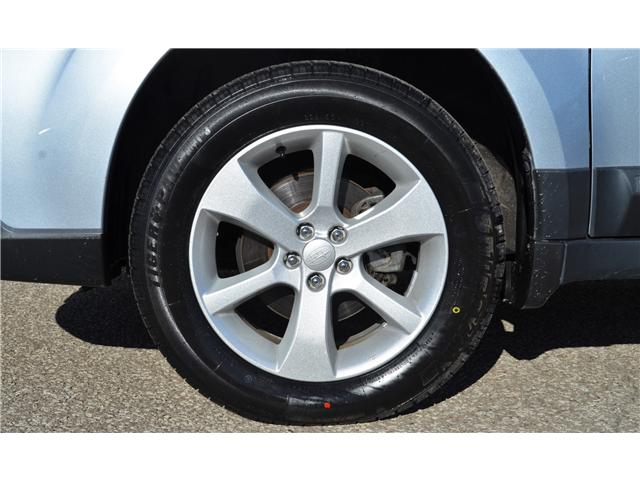 2013 Subaru Outback 2.5i Convenience Package (Stk: S4043A) in St.Catharines - Image 5 of 28