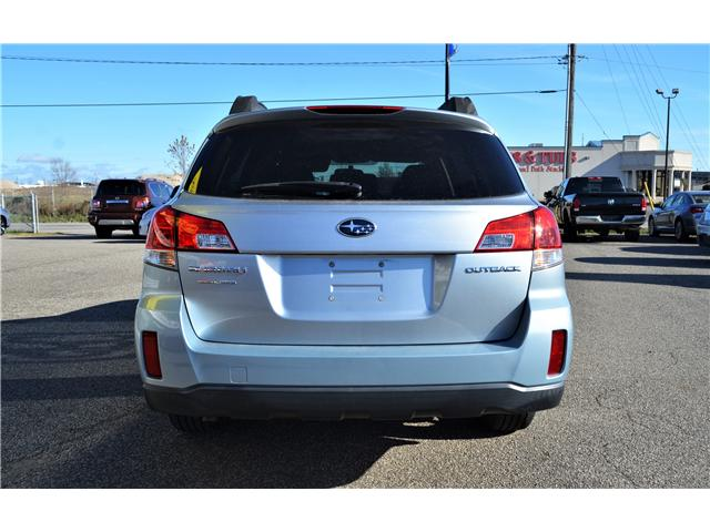 2013 Subaru Outback 2.5i Convenience Package (Stk: S4043A) in St.Catharines - Image 6 of 28
