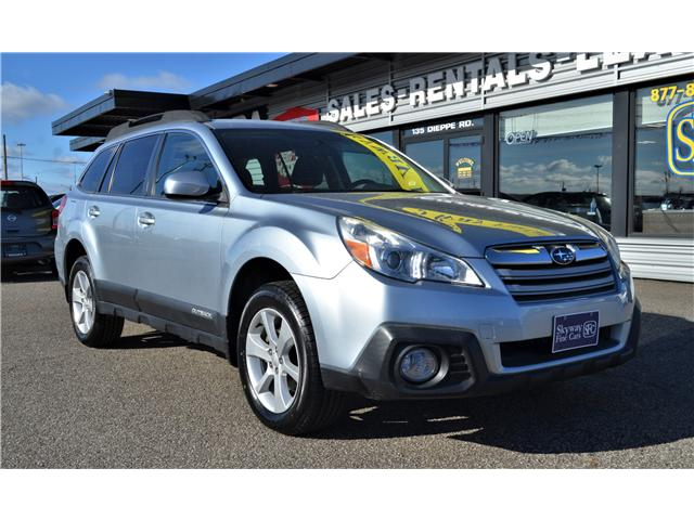 2013 Subaru Outback 2.5i Convenience Package (Stk: S4043A) in St.Catharines - Image 1 of 28