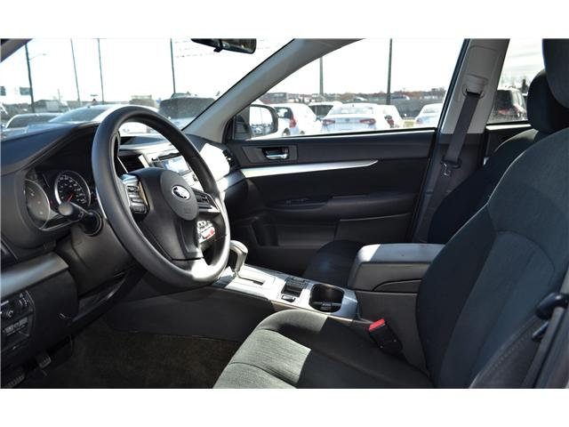 2013 Subaru Outback 2.5i Convenience Package (Stk: S4043A) in St.Catharines - Image 9 of 28