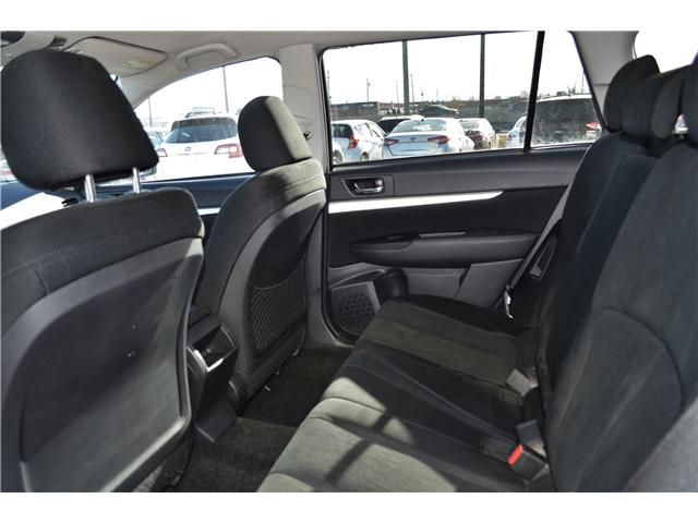2013 Subaru Outback 2.5i Convenience Package (Stk: S4043A) in St.Catharines - Image 10 of 28