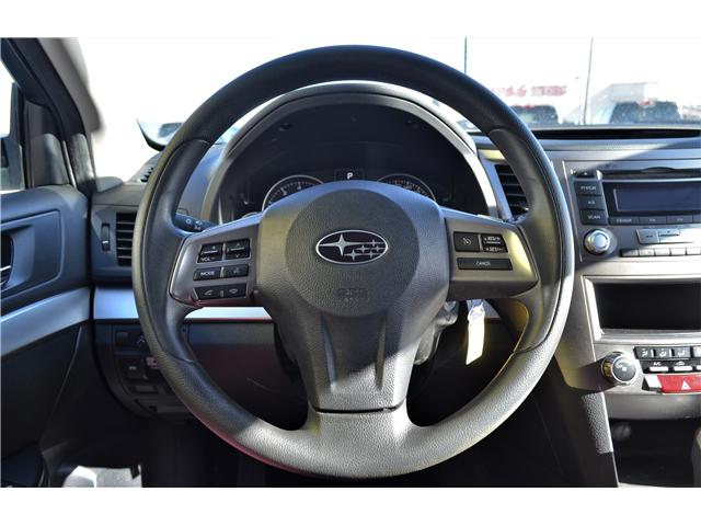 2013 Subaru Outback 2.5i Convenience Package (Stk: S4043A) in St.Catharines - Image 12 of 28