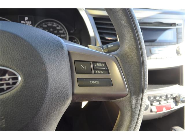 2013 Subaru Outback 2.5i Convenience Package (Stk: S4043A) in St.Catharines - Image 15 of 28