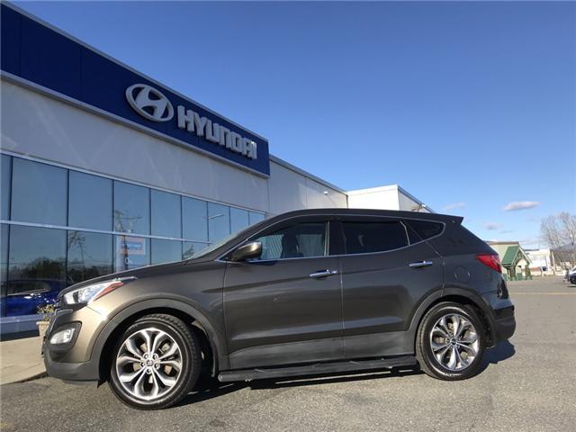 2013 Hyundai Santa Fe Sport  (Stk: H99-0896A) in Chilliwack - Image 1 of 14