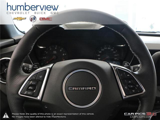 2018 Chevrolet Camaro 2SS (Stk: 18CM010) in Toronto - Image 13 of 26