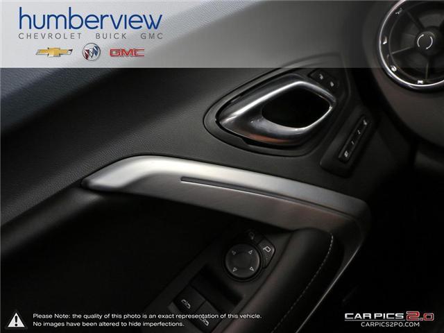 2018 Chevrolet Camaro 2SS (Stk: 18CM010) in Toronto - Image 16 of 26