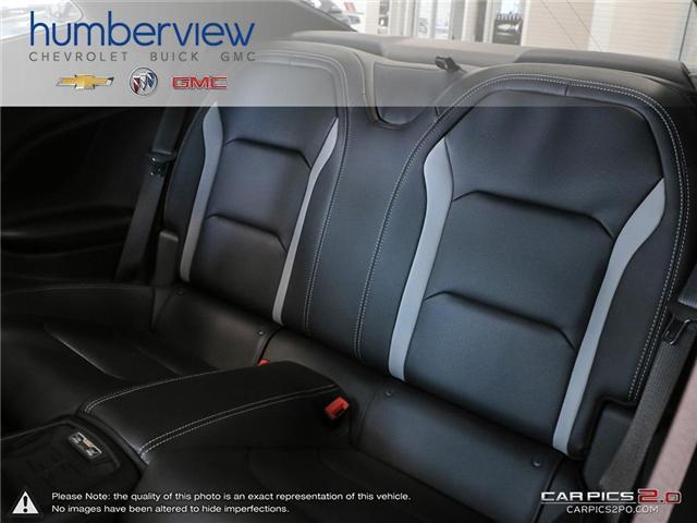2018 Chevrolet Camaro 2SS (Stk: 18CM010) in Toronto - Image 23 of 26