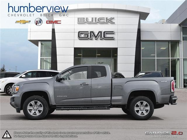 2018 GMC Canyon SLE (Stk: T8S016) in Toronto - Image 3 of 27