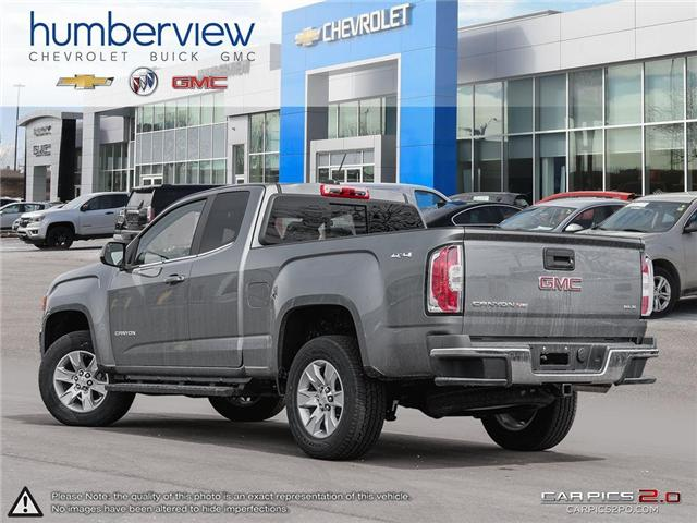 2018 GMC Canyon SLE (Stk: T8S016) in Toronto - Image 4 of 27