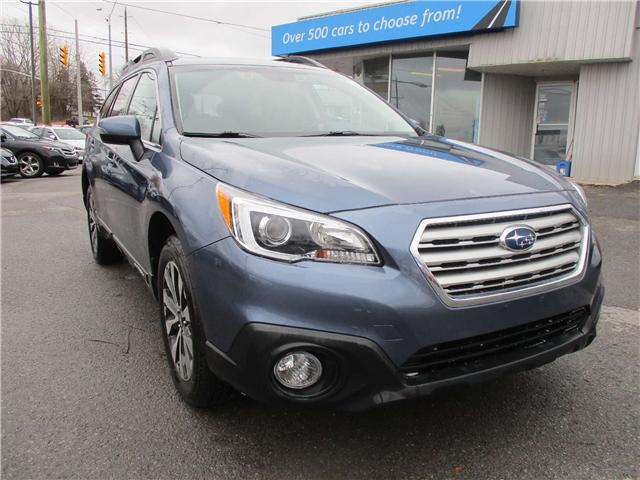 2015 Subaru Outback 2.5i Limited Package (Stk: 181814) in Kingston - Image 1 of 12