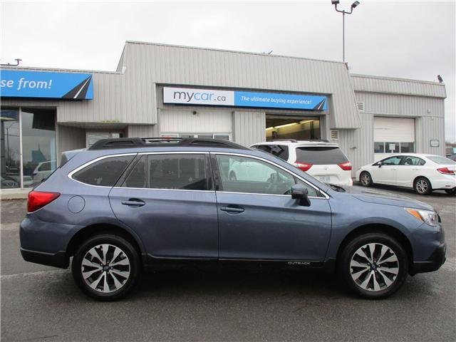 2015 Subaru Outback 2.5i Limited Package (Stk: 181814) in Kingston - Image 2 of 12