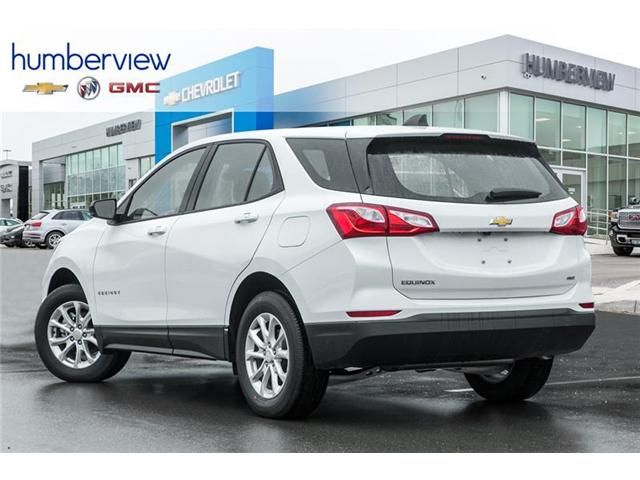 2019 Chevrolet Equinox LS (Stk: 19EQ005) in Toronto - Image 4 of 18