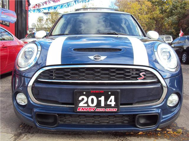 2014 MINI Hatch Cooper S (Stk: ) in Ottawa - Image 2 of 29