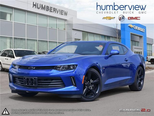 2018 Chevrolet Camaro 1LT (Stk: 18CM023) in Toronto - Image 1 of 29