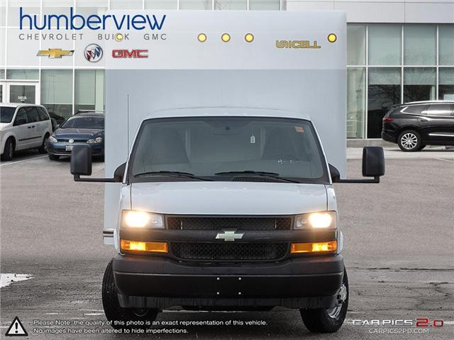 2018 Chevrolet Express Cutaway 4500 4500 Van (Stk: 18EC073) in Toronto - Image 2 of 26