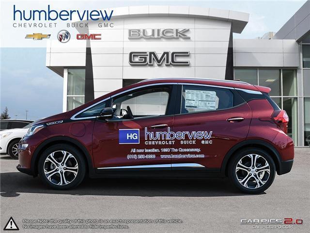 New 2019 Chevrolet Bolt Ev Premier For Sale In Orangeville