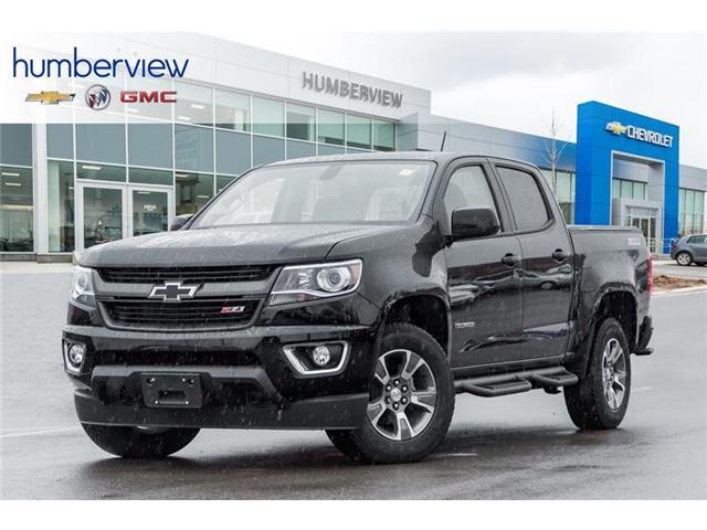 2019 Chevrolet Colorado Z71 (Stk: 19CL001) in Toronto - Image 1 of 19