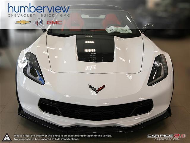 2019 Chevrolet Corvette Grand Sport (Stk: 19CV009) in Toronto - Image 2 of 21