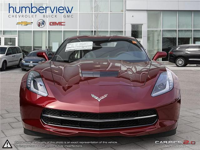 2019 Chevrolet Corvette Stingray (Stk: 19CV010) in Toronto - Image 2 of 24