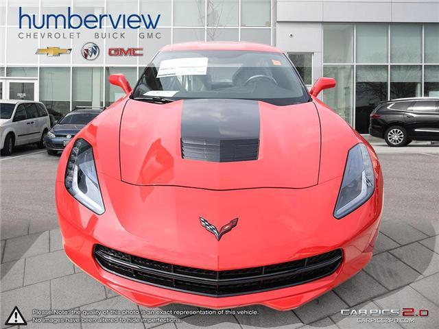 2019 Chevrolet Corvette Stingray (Stk: 19CV012) in Toronto - Image 2 of 23