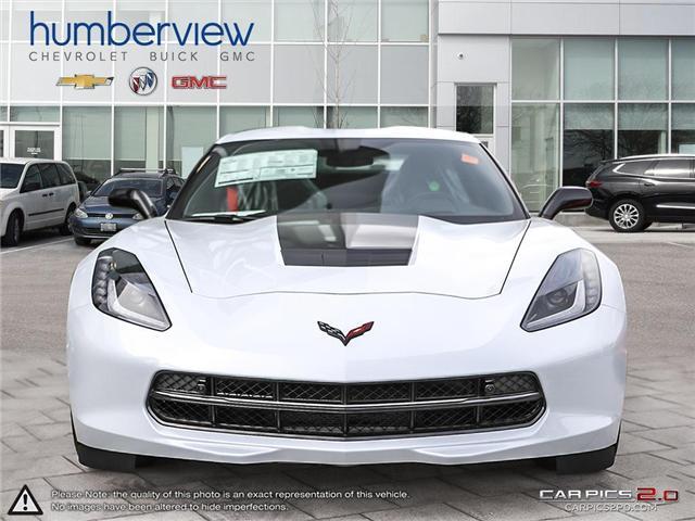 2019 Chevrolet Corvette Stingray Z51 (Stk: 19CV014) in Toronto - Image 2 of 24