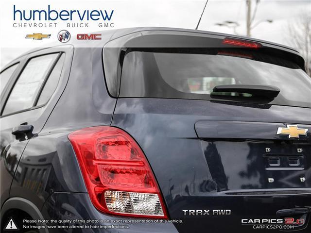 2019 Chevrolet Trax LS (Stk: 19TX004) in Toronto - Image 12 of 27