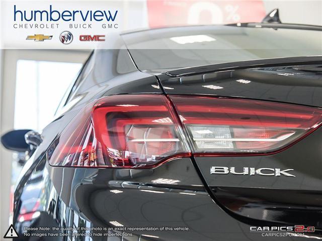 2018 Buick Regal Sportback GS (Stk: B8G010) in Toronto - Image 11 of 26