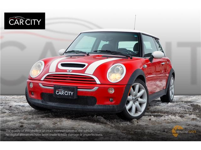 2005 MINI Cooper S Base (Stk: 2548A) in Ottawa - Image 1 of 20