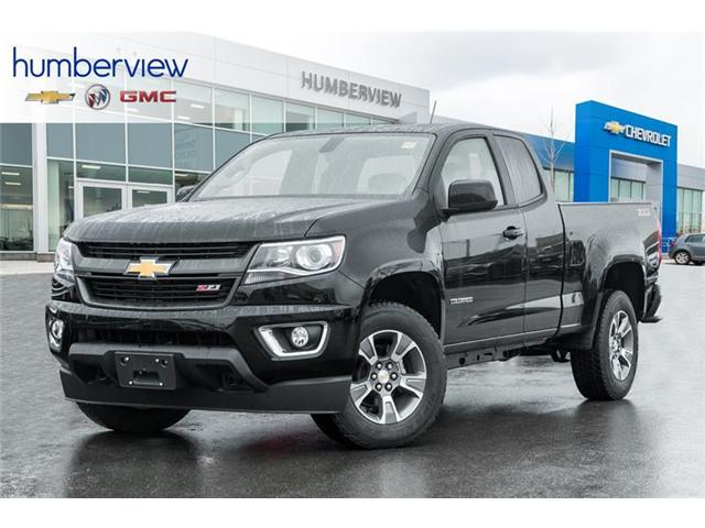 2019 Chevrolet Colorado Z71 (Stk: 19CL014) in Toronto - Image 1 of 18