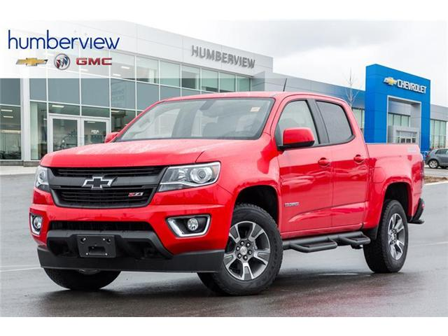 2019 Chevrolet Colorado Z71 (Stk: 19CL015) in Toronto - Image 1 of 20