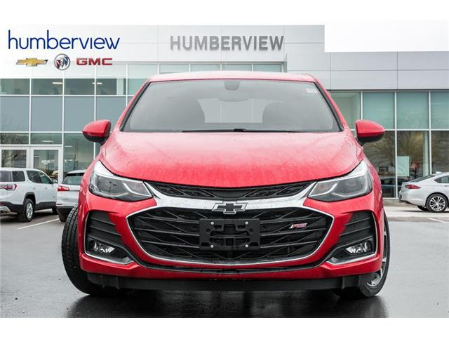 2019 Chevrolet Cruze LT (Stk: 19CZ004) in Toronto - Image 2 of 18