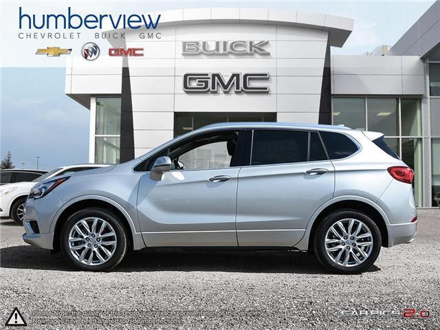 2019 Buick Envision Premium I (Stk: B9N004) in Toronto - Image 3 of 27