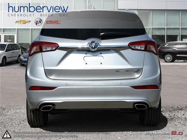 2019 Buick Envision Premium I (Stk: B9N004) in Toronto - Image 5 of 27