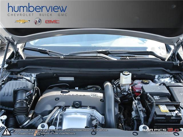 2019 Buick Envision Premium I (Stk: B9N004) in Toronto - Image 8 of 27