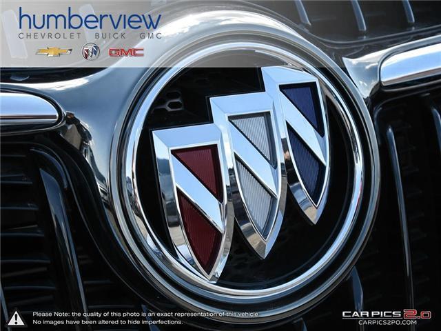 2019 Buick Envision Premium I (Stk: B9N004) in Toronto - Image 9 of 27