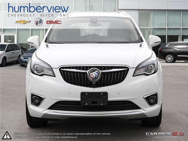 2019 Buick Envision Premium II (Stk: B9N005) in Toronto - Image 2 of 28