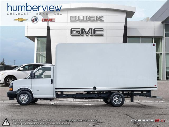 2018 GMC Savana Cutaway Work Van (Stk: T8G179) in Toronto - Image 3 of 25