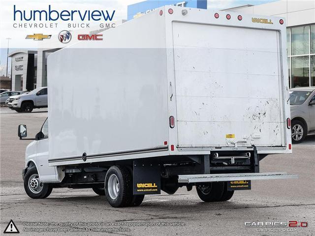 2018 GMC Savana Cutaway Work Van (Stk: T8G179) in Toronto - Image 4 of 25