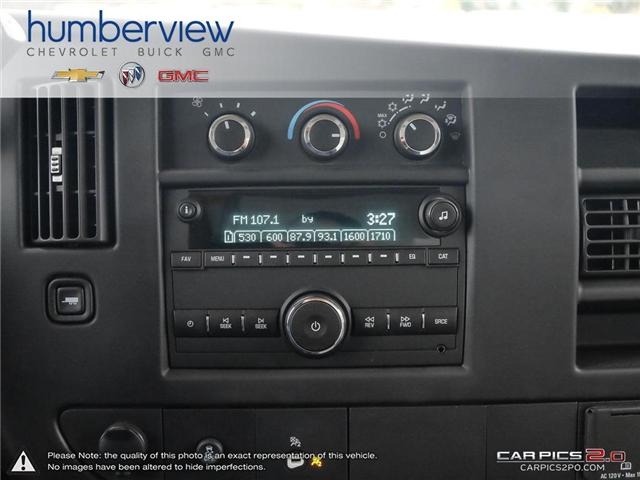 2018 GMC Savana Cutaway Work Van (Stk: T8G179) in Toronto - Image 19 of 25