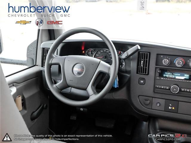 2018 GMC Savana Cutaway Work Van (Stk: T8G179) in Toronto - Image 24 of 25