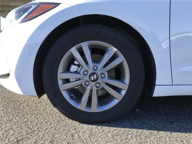 2018 Hyundai Elantra GL SE (Stk: H82-2923) in Chilliwack - Image 5 of 14