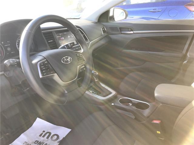 2018 Hyundai Elantra GL SE (Stk: H82-2923) in Chilliwack - Image 6 of 14