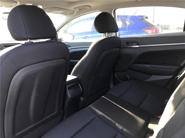 2018 Hyundai Elantra GL SE (Stk: H82-2923) in Chilliwack - Image 8 of 14