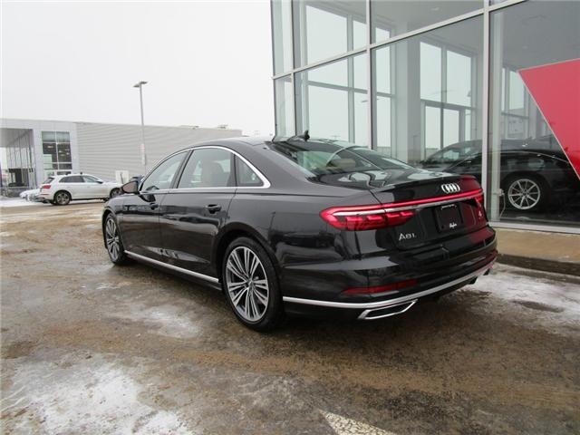 2019 Audi A8 L 55 (Stk: 190066) in Regina - Image 3 of 37