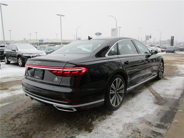 2019 Audi A8 L 55 (Stk: 190066) in Regina - Image 9 of 37